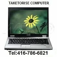Laptop Computer repair-Fix Screen-Fan-Power jack-Virus-Recovery-