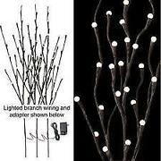 Lighted Branches Electric