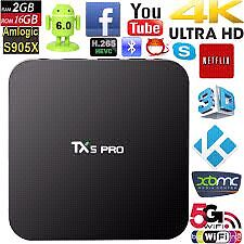 Tx5 pro Android box with h9 mini backlit wireless keyboard