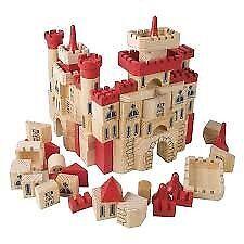 Castle building set