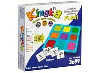 Learn Chinese by playing Kingka! – An Educational Montessori Principled Language Board Game