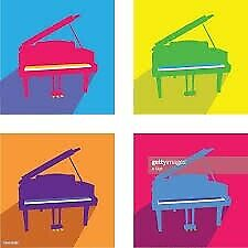 Piano lessons for beginners and intermediates