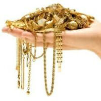 HIGHEST PRICES PAID  TO BUY GOLD JEWELLERY $19.00 gr 10k
