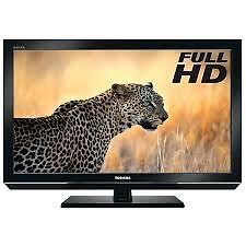 """32"""" TOSHIBA LED TV BUILTIN FREEVIEW FULL HD USB PORT HDMI PORT 8 MONTH OLD CAN DELIVERin Leeds, West YorkshireGumtree - 32"""" TOSHIBA LED TV FULL HD BUILTIN FREEVIEW USB PORT HDMI PORT 8 MONTH OLD WITH REMOTE GOOD CONDITION CAN DELIVER"""