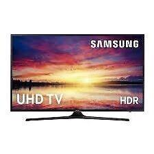 """New samsung 43"""" HDR smart LED Tv warranty"""