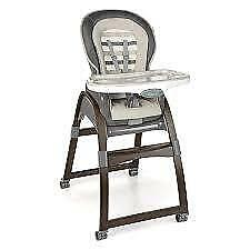 Used Ingenuity Trio 3-in-1 Wood High Chair in Tristan Condtion: USED