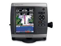Garmin GPS chartplotter 551s