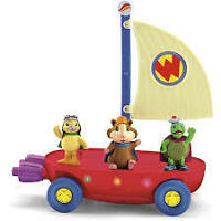 Fisher Price All Stars Wonder Pets Fly a Boat