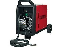 BRAND NEW SEALEY SUPER MIG PROFESSIONAL 150 AMP WELDER PLUS ASESSORIES