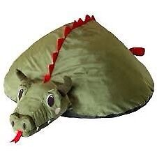 Dragon inflatable pillow(acts as beanbag chair) from IKEA