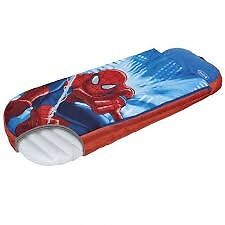Toddler Spider-Man ready bed