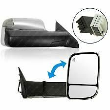 DODGE RAM 1500 2500 TOWING TOW MIRROR SET FOR 1500 2500 3500 POW