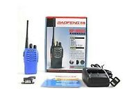 2x baofeng walkie talkie.great for xmas