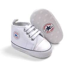 Brand new in box Baby Converse pram shoes