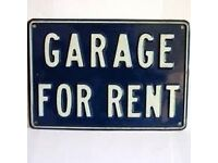 GARAGE TO RENT/LET STORAGE IN STURRY (CANTERBURY) 5 MINUTE WALK TO STURRY TRAIN STATION