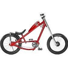 Jesse James chopper bicycle,