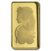 Gold Bar Bezel