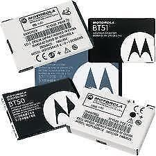 OEM Motorola Batteries