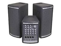 Kustom Profile 1 100W PA system with mixer. LAST OFFER: £50