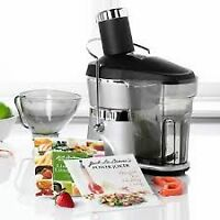 Jack Lalannes juicer - new in box
