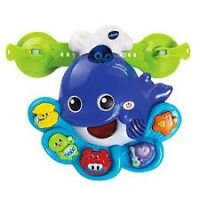 Vtech Whale Bubble Machine Toy