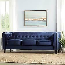 Roberta Chesterfield Sofa Willa Arlo Interiors NEW ** SPRING BLOW OUT SALE ** 5 CORNERS FURNITURE **