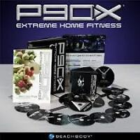P90X workout dvds - Brand New