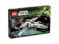Lego UCS Star Wars Red 5 Xwing 10240 - New