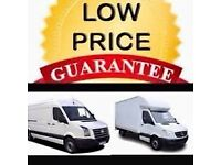 CHEAP VAN & MAN 24/7 Urgent short notice removals house,flat,office,commercial move & waste clearanc
