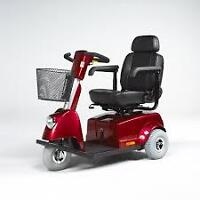 Fortress 1700 DT 3 Wheel Scooter - Best offer