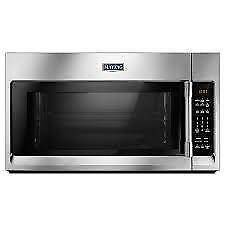 MAYTAG YMMV4206FZ 2.0 CU. FT. OVER-THE-RANGE MICROWAVE AT CHEAP PRICE (BD-2043)