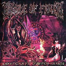 Cradle of Filth - Lovecraft and Witch Hearts 2 CD