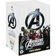 Marvel Avengers DVD