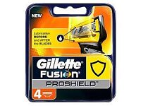 — SOLD— Gillette Fusion Proshield Blade