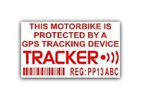 Motorbike / Motorcycle GPS Tracker