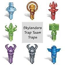 Looking for Skylander traps