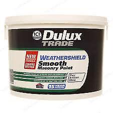 Dulux Trade Masonry Pure Brilliant White 10 Litres