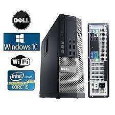 Gaming Intel i5 Quad Core 12gig Ram Dell 500gb Hard Drive intel hd graphic Windows 10 $270 Only