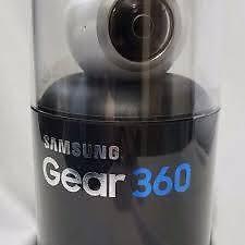 SEALED BOXED SAMSUNG GEAR 360 (WHITE) Marangaroo Wanneroo Area Preview