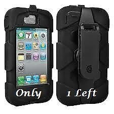 Griffin - iPhone 4-4s Survivor Military Duty Case - BNIB