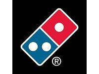 Domino's Pizza Bowes Park !!!!! Now Hiring!!!! Earn upto £8.50/Hour