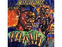 2 x tickets for Goldlink SOLDOUT Gig @ Electric Brixton - LONDON