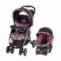 Brand New Still in Box Baby Trend Envy Travel System - Savannah