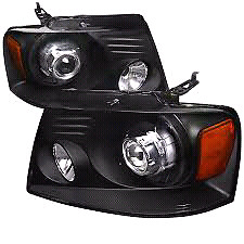 Wanted!! 04-08 Ford F150 headlights and tail lights
