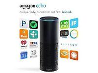 Amazon Echo 2016 Edition
