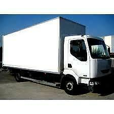 Déménagement  / transport / location de camion avec chauffeur / livraison