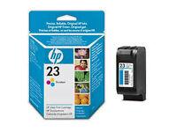 6 x Genuine HP Inkjet Cartridges -£10 only!