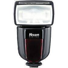 Nissin 34iaf Digital Electronic Flash for Canon Campbelltown Campbelltown Area Preview