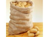 Melody Potatoes 25kg bags Bulk Offer Family Pack Free Delivery LS1-6