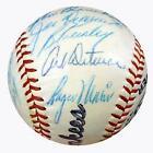 1960 Yankees Signed Baseball